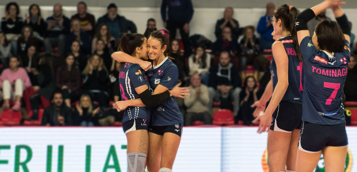 Trevalli Cooperlat partner della Lardini Volley